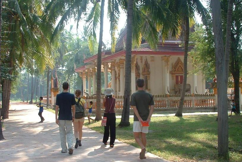Stay at home with a Thai family and experience the rural village life in Isaan