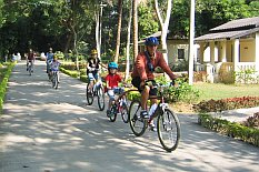 Chiang Mai by bicycle tour